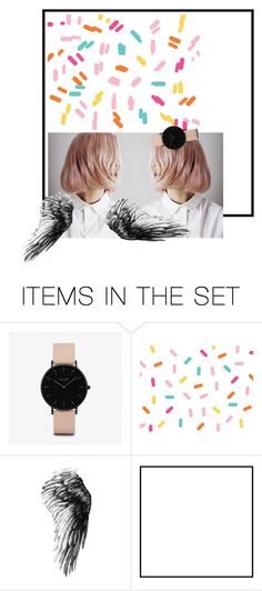 """""""No deconstruyas, anda."""" by rocio1984 ❤ liked on Polyvore featuring art"""