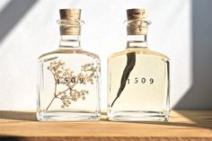 1509 used to just be the number of Sophia Matthias' house in LA. Now it serves as a symbol of the earthy, floral California dreaminess that inspires her new line of fragrances–one for men and one for women. Each scent is made in small batches with essential oils from natural extracts and hand-packaged with love into perfect magic bottles (above). (Can you tell we're big fans here at HQ?) Perhaps that love-potion song needs to change its number. (Williamsburg Flea)
