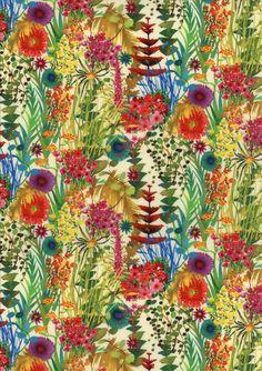 liberty botanical pattern