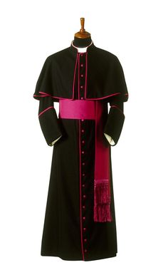 should I ever need a cassock for some form of priest or another...
