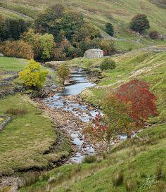 Swaledale, Yorkshire Dales, England