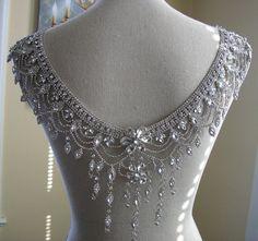 Luxury Beautiful Crystal Rhinestone Body Jewelry by ModestlySweet