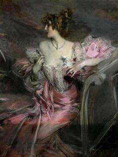 Marthe de Florian Giovanni Boldini 1898