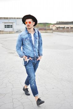Men's Casual Inspiration #5 Follow MenStyle1.com... | MenStyle1- Men's Style Blog