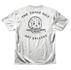 Image of Gallery Tee White