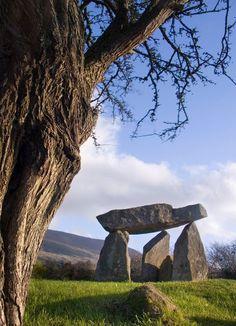 Ballykeel Dolmen, Armagh Northern Ireland