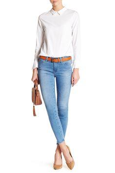 AG Middi Ankle Skinny Jean
