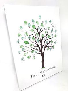 wedding tree guest book love birds guest book alternative fingerprint signature tree custom. Black Bedroom Furniture Sets. Home Design Ideas