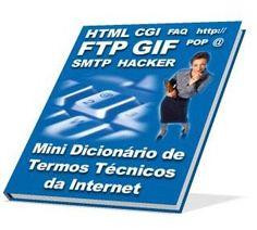 Dicionário de termos técnicos da internet