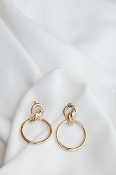 Earrings (Gold) DETAILS SIZING & CARE Waitlist, shipping on 11 March Make a difference in our Lanette earrings. - Gold-plated alloy FIT- One SizeCARE - Keep jewelry dry at all times, always avoid contact with chemicals. Keep Jewelry, Cute Jewelry, Boho Jewelry, Jewelry Accessories, Fashion Jewelry, Women Jewelry, Jewelry Ideas, Gold Jewellery, Jewelry Design