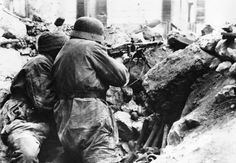 GIs were so terrified by Germany's MG42 the army made training films to help grunts overcome their fear of the weapon