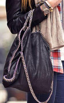 This will be my next designer bag! Absolutely LOVE Stella McCartney. Love love love!!!