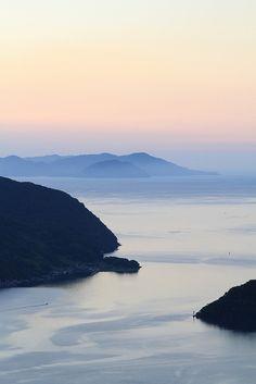 Maitsuru Bay, Japan