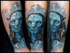 Tattoos - Michele Turco - Avatar