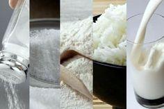 Os 5 venenos brancos que você deve parar de consumir imediatamente!!!