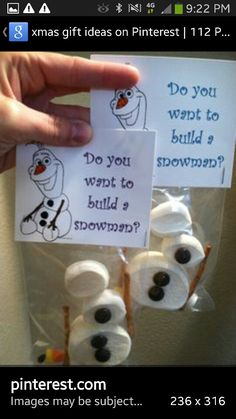 Build a snowman                                                       …