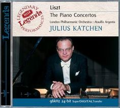 Liszt: The Piano Concertos - Katchen - Decca