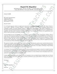 Professional Teacher Cover Letter | Teacher Cover Letter Sample ...