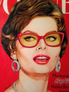 Sophia Loren by nikedema on @DeviantArt