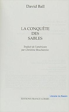 La conquête des sables: Amazon.com: Books
