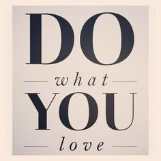 I do... Every day that I go out to my studio :)