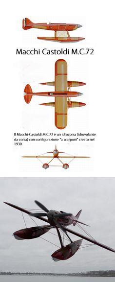 Macchi Castoldi M.C.72