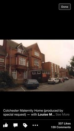 Where two of my babies were born in colchester uk