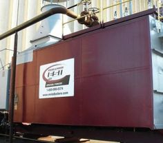 Economizers--  Our economizers are available as a cost-saving addition to rental boilers. Acting as a heat exchanger, an economizer preheats the boiler feedwater to increase the efficiency of the boiler and to reduce fuel costs.