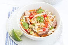 Vietnamese Duck Salad Recipe | Recipes From A Pantry