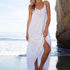 Sunset Beach Cover Up Dress