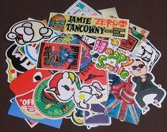 Gelegentliche Zusammenstellung 50 stücke Gemischt Lustige Hit Aufkleber Für Kinder Auf Laptop Aufkleber Aufkleber Kühlschrank Skateboard Doodle Aufkleber Spielzeug