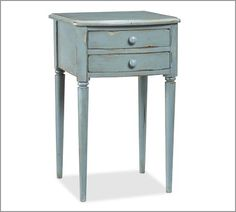 Charlotte Bedside Table | Pottery Barn