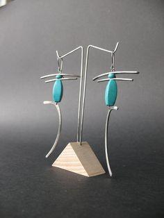 Kan geometric shape hout blokke gebruik en kan mooi jewellery stands maak om te verkoop!!!!!!!!!!!!!