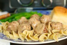 Crock Pot Swedish Meatballs is one of the most popular recipes on The Country Cook. It is super easy but the flavor is outta this world good! Crockpot Dishes, Crock Pot Slow Cooker, Crock Pot Cooking, Slow Cooker Recipes, Crockpot Recipes, Cooking Recipes, Swedish Meatballs Crockpot, Swedish Meatball Recipes, Country Cooking