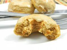 Copycat Krispy Kremes. Four whole donuts for 160 calories!