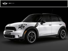 My next car that I want!  I will do everything I can to get it (or a MINI for that matter)