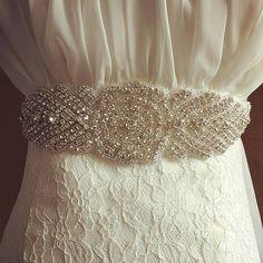 >> Click to Buy << 2016 Women Luxurious Floral New Crystal Rhinestone Wedding Dress Belt Cummerbunds Waistband Girdle Headband Wedding Accessories #Affiliate