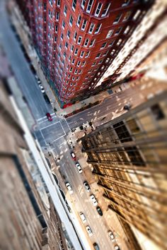New York / photo by Thomas Hawk Comment ne pas avoir envie de sauter ?