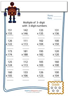 math worksheet : 3 digit by 2 digit multiplication worksheet  6  multiplication  : Multiplication Worksheets 3 Digit By 2 Digit