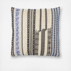 Designer Nikki Chu has envisioned the perfect pillows to punch up spaces with a sense of style. From natural linen looks, to velvety sheens, these are the go-to for glam accents.