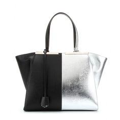 Fendi - 3Jours leather tote - mytheresa.com