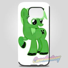 Minecraft Creeper Ponyfied Samsung Galaxy Note 8 Case Case   casefantasy