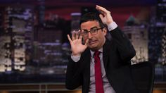 John Oliver's Last Week Tonight Renewed For Next Year Today (And The Year After That)