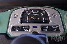 1974 Toyota Land Cruiser FJ43 Nebula Green #fjco1974nebulagreen #fjcompany #toyota #landcruiser #fj43 #fjrestoration