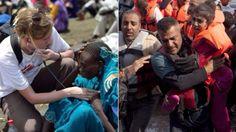 Médicos sin Fronteras se enfrenta a la Unión Europea por el tema refugiados…