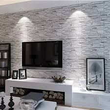 30 Best Ideas About Living Rooms with White Brick Walls | Wall ...