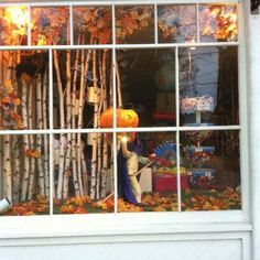 fall store displays - Google Search