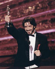 Al Pacino at the 65th Academy Awards 1993