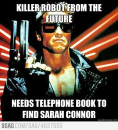 "Sarah Connor ""Linda Hamilton"" The Terminator (1984 ..."