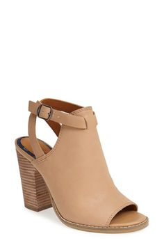 """Lubov"" Cutout Bootie"